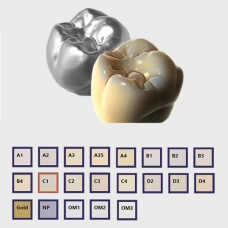 Модуль Exocad Trusmile. Модуль для естественной визуализации реставраций