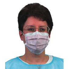 Isolate - Одноразовые маски Crosstex