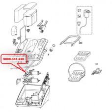 9000-341-22E Помпа без мотора для аппарата Vector Paro